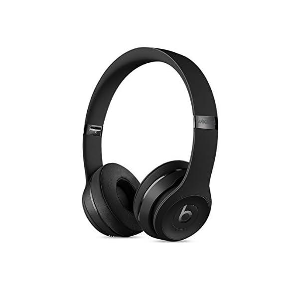Beats Solo3 Wireless On-Ear Headphones (Renewed)