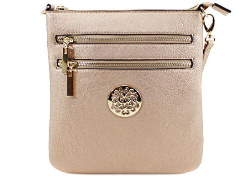 Over Gold Ladies Messenger Shoulder Women Detachable Bags Handbags Cross Body Bag ErrgqYvw
