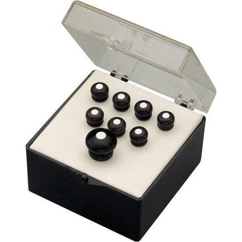 Martin 18APP21 PIN SET BLACK/WHITE INLAY
