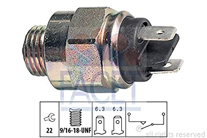 Facet Brake//Clutch Pedal Switches 7.1265