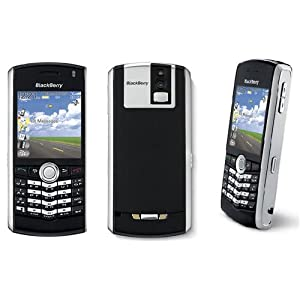 BlackBerry Pearl 8100 Sim Free Smartphone - Black