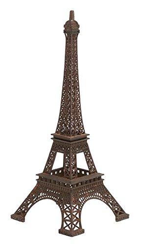 Deco 79 Metal Eiffel Tower, 6 by