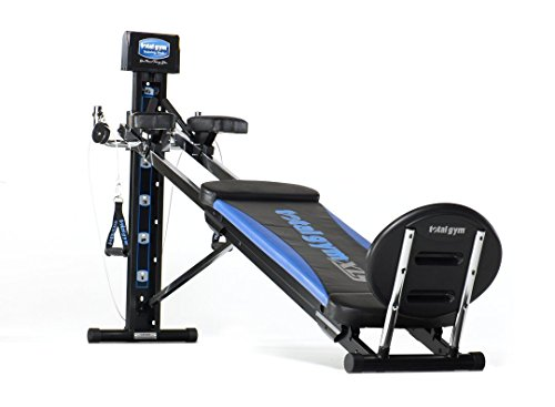 Total Gym XLS Plus AbCrunch Bench