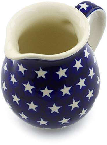 Pitcher (America The Beautiful Theme) + Certificate of Authenticity ()