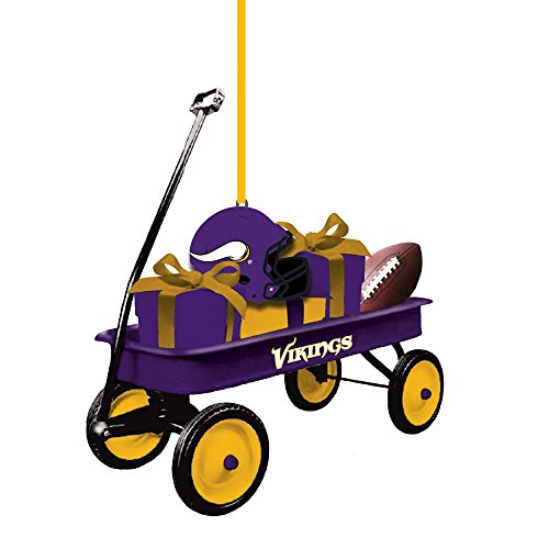 (Team Sports America 3OT3817WGN Minnesota Vikings Team Wagon)