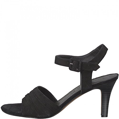 Tamaris 1-28008-20 Sandales Mode Femme Schwarz
