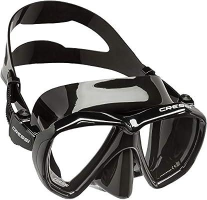 079a62e584 Cressi Ranger Mask Máscara de Buceo, Unisex Adulto, Negro, Talla ...