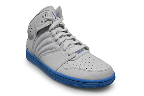 Nike Men's Jordan 1 Flight 4 Prem Basketball Shoes White/University Blue get authentic online clearance online amazon huge surprise online clearance pictures IV1iLKa