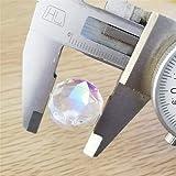 Crystal Pendants   Glass Faceted/Balls/Prism   for Chandelier/Suncatcher/Lamp 20mm