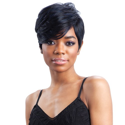FreeTress Equal Synthetic Hair Wig - CHARLIE (1B)