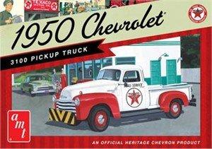1950-chevy-texaco-3100-pickup-model-kit-125