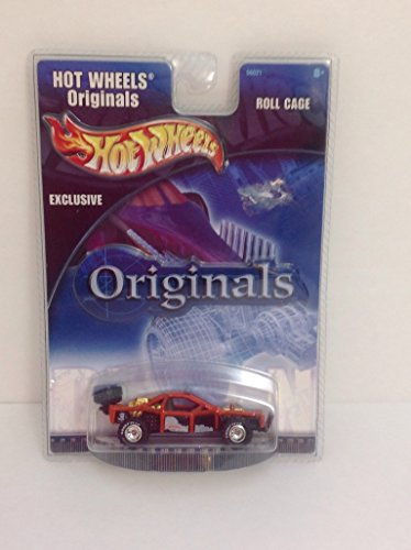 Hot Wheels Originals - Exclusive - Roll Cage -  Mattel, 56021-0910