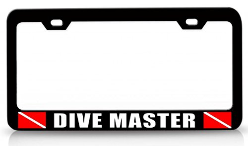 MASTER Scuba Diving Steel License product image