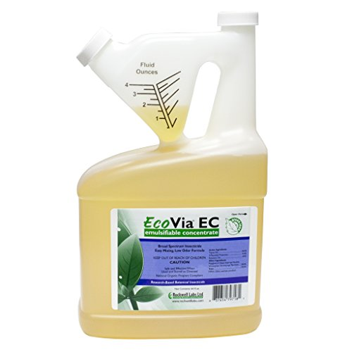 Rockwell Labs EVEC064 EcoVia EC Emulsifiable Concentrate ()