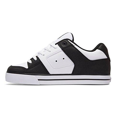 Zapatos Black Pure Black para Shoes DC Hombre White 300660 xBPqOZEvnw