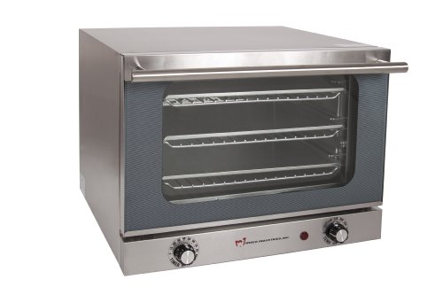 Wisco 620 1/4 Sheet Convection Oven Toaster And Convection Ovens Wisco Industries Inc.