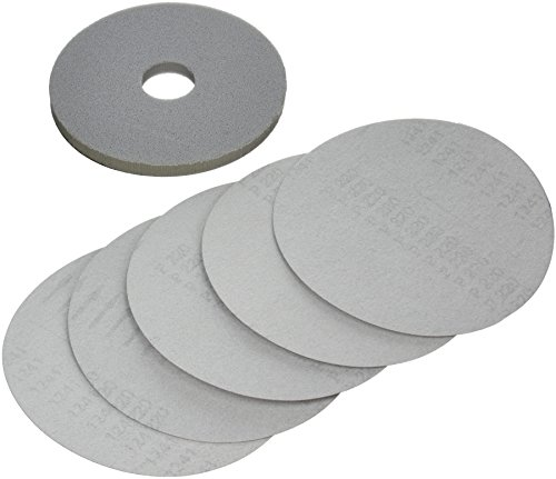 PORTER-CABLE 79220-5 220 Grit Hook & Loop Drywall Sander Pad & Discs (5-Pack)
