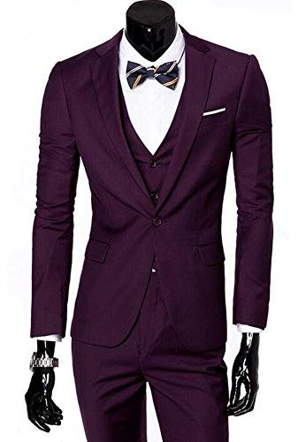 Benib (Purple Suit Mens)