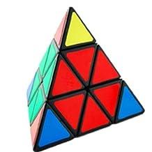 Qiyun Pyraminx Speedcubing Black Twisty Puzzle