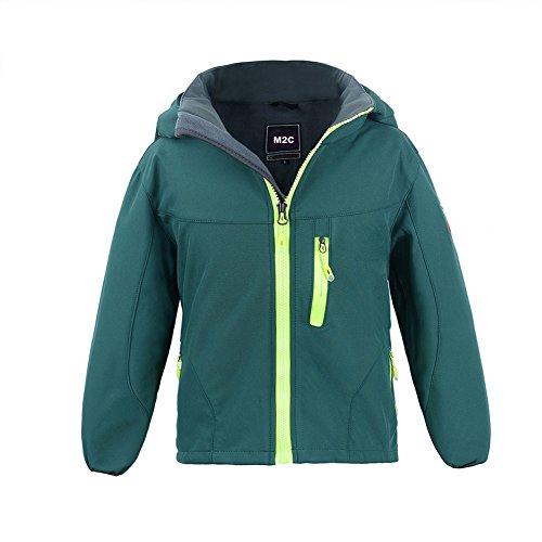 Boys Hooded Fleece Jacket - 9