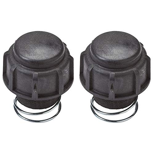 Oregon (2 Pack) Bump Head Knob Assembly for Ryobi 791-181468B # 55-182-2pk
