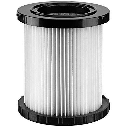 DCV5801H Filter for DeWalt Wet Dry Vacuum DCV580 DCV581H by Wet Dry Vacuum Filter