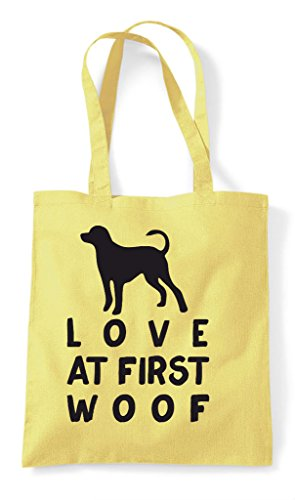 Lover Love Tote At Pets First Shopper Funny Dog Lemon Woof Animal Person Bag rYrfzdx