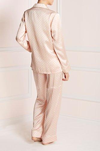 Olivia Von Halle Women Lila Rosie Pyjama Rose