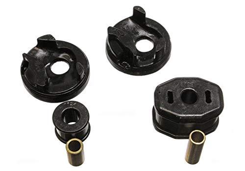 - Energy Suspension 7.1105G Motor Mounts - Energy Suspension Motor Mounts - Motor Mount Inserts Motor Mounts - Polyurethane - Black - Nissan - Sentra - NX - 1.6 - 2.0L - Set