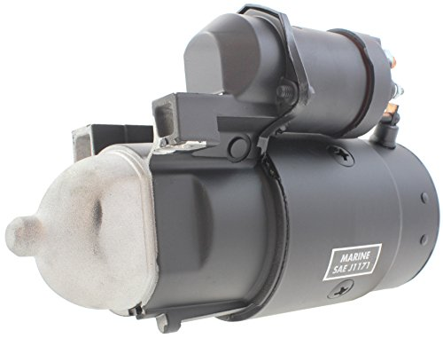 - New Premium Starter High Torque Marine Coated SAEJ1171 Marine Certified fits Crusader Mercruiser OMC Pleaseurecraft Thermo Electron & Volvo Penta Marine Engines 1109488 50-69864A1 50-79822A1 RS41113