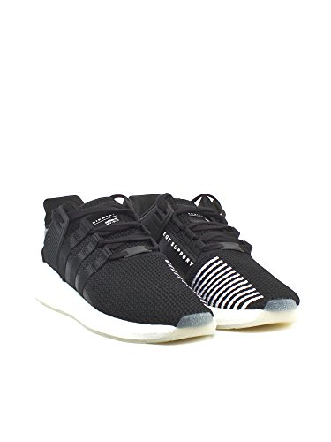 adidas Mens EQT Support 93/17 Textile Trainers Core Black clearance official site NoQJs3gB3