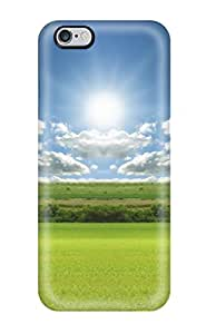 Hot KBejAxt4689AzQgE Bright Green Landscape Hard Case Cover Compatible With Case Cover For Apple Iphone 5C