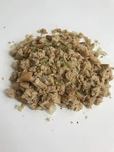 Low Carb Seasoned Bread Stuffing - LC Foods - All Natural - No Sugar - Diabetic Friendly - 7.8 oz