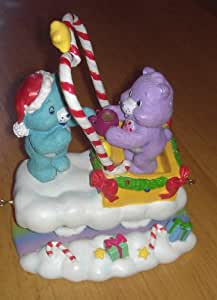 Care Bears The Care A Lot Christmas Express/Sharing Holiday Cheer