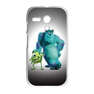 Motorola G Cell Phone Case White Monsters Inc JSK849663