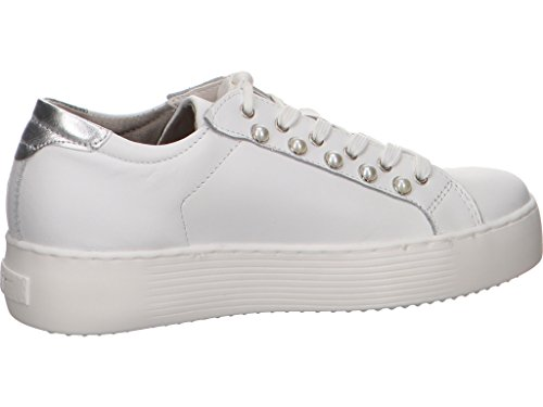 Leather Femme Tamaris Sneakers White Basses 23770 qTpXwtxpf