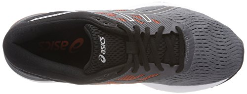 Asics Uomo Gel-flux 5 Scarpe Da Corsa Multicolore (pomodoro Carbonblackcherry)