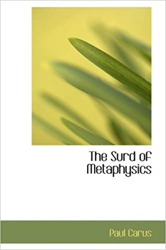 The Surd of Metaphysics