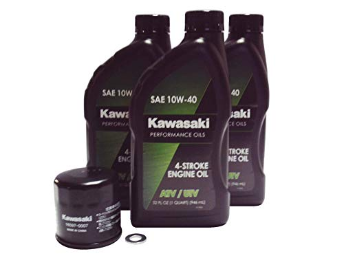 KAWASAKI Brute Force 650 750 Teryx 750 OEM Oil Change Kit KAW03