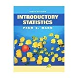 (WCS)Introductory Statistics 6th Edition Binder Ready with out Binder, Mann, Prem S., 0470008229