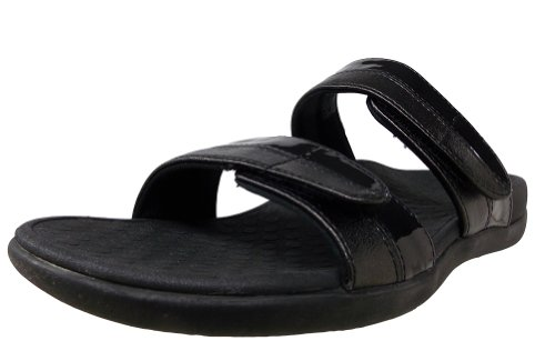 Orthotic Post Toe Vionic Women's Black Sandal Isabeal 8qvc7wa