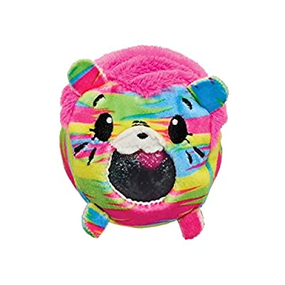 PIKMI New POP Bubble Drop - NEON Wild Series - Bubble Blowing Plush Squeezies That are so Soft and Fun to Squeeze, Collect Them All!: Toys & Games