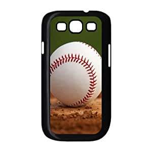 Brand New Phone Case for Samsung Galaxy S3 I9300 with diy Baseball BY RANDLE FRICK by heywan