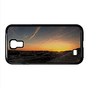 Little Sahara Sunset Watercolor style Cover Samsung Galaxy S4 I9500 Case (Utah Watercolor style Cover Samsung Galaxy S4 I9500 Case)