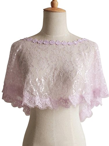 Organza Wraps - Women's Pashmina Shawl Scarf Wraps Solid Color Bolero Wedding Bride Shawl,Lavender