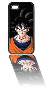 Goku iPhone 5C Black Hardshell Case