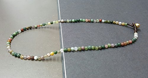 Fancy Jasper Necklace - Handmade Necklace Chain Fancy Jasper