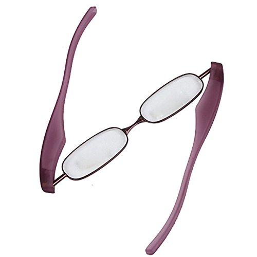 Leer Lectura Lentes Flores 360 Las Viejas Gafas Rotación Gafas De Como RoseGold Grados Para De Sencillo RoseGold wwIxzPqAUO