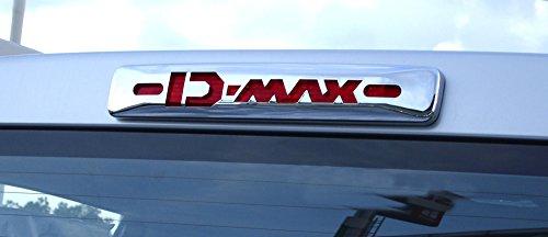 Chrome Third Brake Light Cover Trim Holden for New Isuzu D Max D-max 12 13 Pick Up