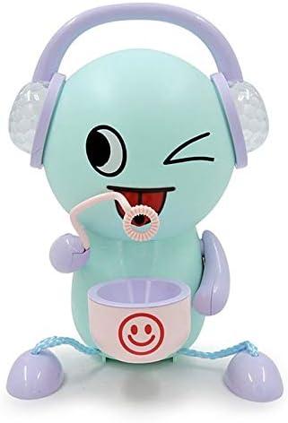 LIZHIOO Maquina de Burbujas Linda Bubble Maker Piscina Bañera automático de jabón Música Bubble Machine Juguetes al Aire Libre for los niños (Color : H01) : Amazon.es: Juguetes y juegos